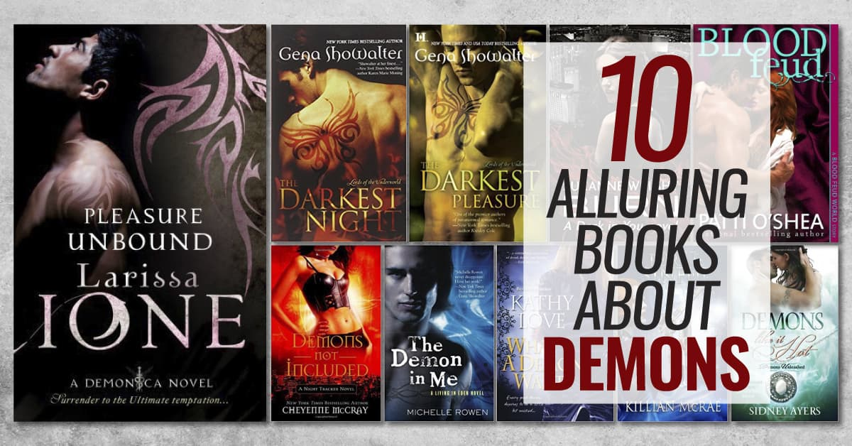 10 Alluring Books About Demons