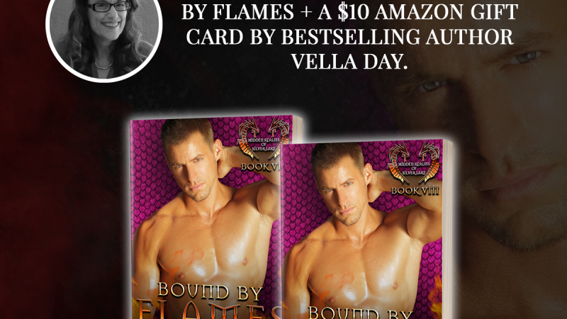 Enter To Win BOUND BY FLAMES!