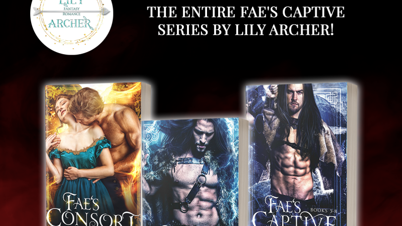 Enter To Win Ebooks From Lily Archer!