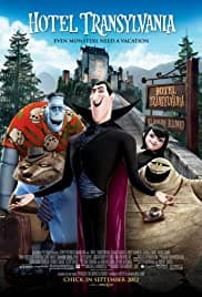 Hotel Transylvania (2012) Vampire Movies For Kids