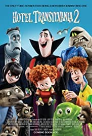 Hotel Transylvania 2 (2015) Vampire Movies For Kids