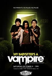 My Babysitter's a Vampire (2010) Vampire Movies For Kids