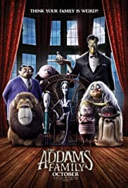 The Addams Family (2019) Vampire Movies For Kids