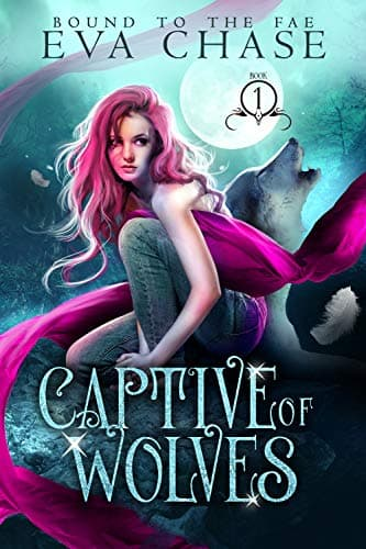 Werewolf Romance Books: Captive of Wolves