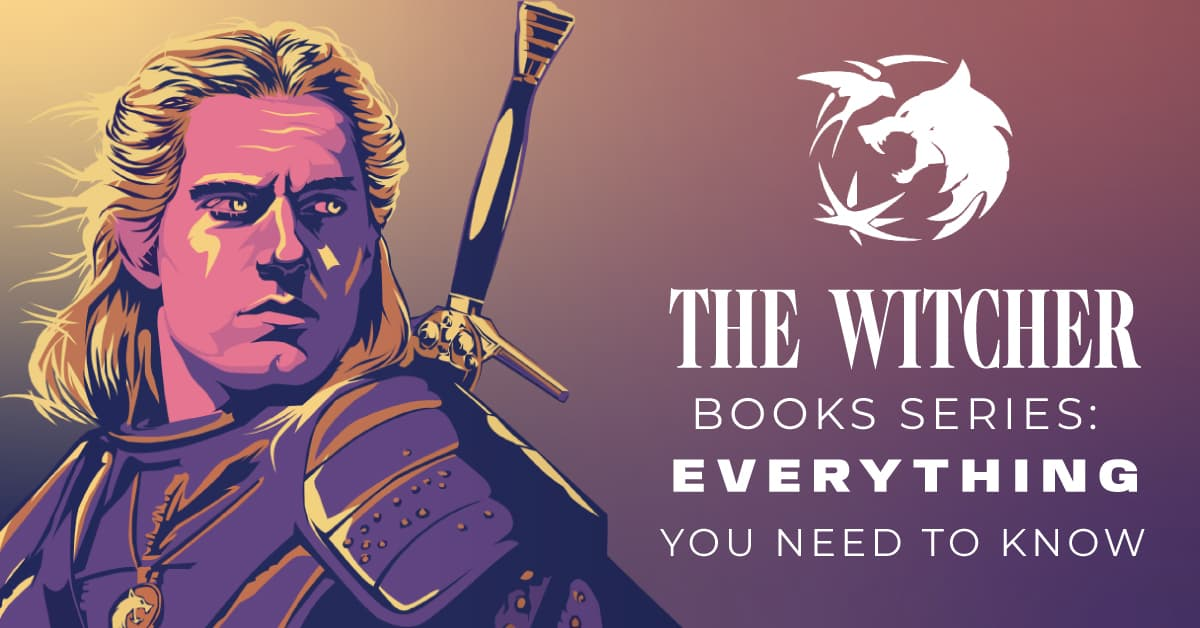 The Witcher Books Series: EVERYTHING You Need To Know
