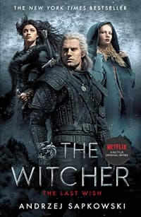 the witcher books series: the last wish