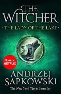 the witcher books series: the lady of the lake